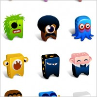 Link toCreatures icons icons pack