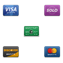 Link toCredit card icons