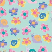 Link toCrucible continuous background lovely vector flowers cattle