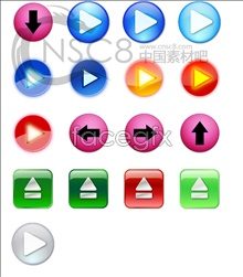 Link toCrystal button icons