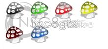 Link toCrystal cartoon mushroom icon