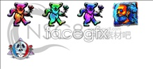 Link toCrystal clear! baby bear icon
