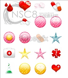 Link toCrystal health care icons