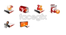 Link toCrystal orange computer icons