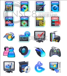 Link toCrystal technology desktop icons