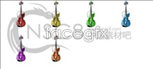 Link toCrystal violin series icons