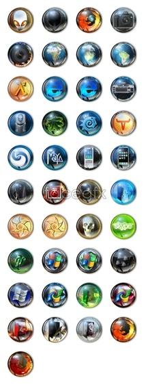 Link toCrystal vista system icons