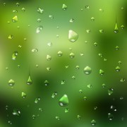 Link toCrystal water drops with blurred background art 02 free