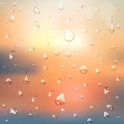 Link toCrystal water drops with blurred background art 03 free