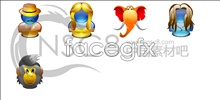 Link toCrystals avatar icons