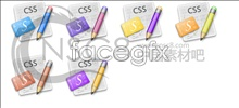 Link toCss design desktop icons