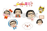 Link toCuisine cuisine cartoon images vector