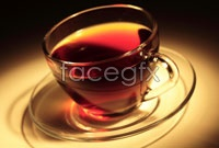Link toCup of tea glass hd pictures