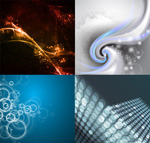 Link toCurrent abstract background vector