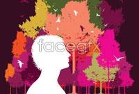 Link toCurrent art graffiti vector
