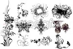 Link toCurrent art pattern vector