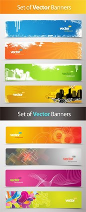 Link toCurrent banner vector graffiti style figure