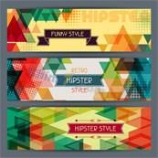 Link toCurrent color banner vector design