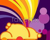 Link toCurrent color design element vector