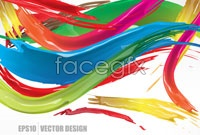 Link toCurrent color ink vector