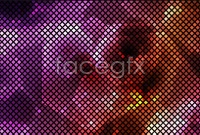 Link toCurrent color mosaic background vector