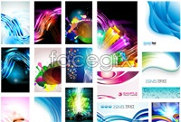 Link toCurrent dynamic background vector graphics