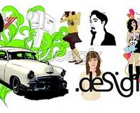 Link toCurrent figures and doodles vector designs