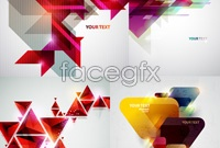 Link toCurrent geometry background vector