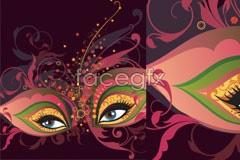 Link toCurrent mask masquerade vector