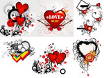 Link toCurrent valentine hearts