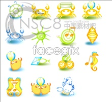 Link toCute animal icons