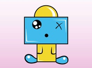 Link toCute baby robot vector free