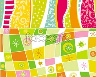 Link tovector background Cute