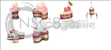 Link toCute cake icons