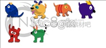 Link toCute cartoon animal icons