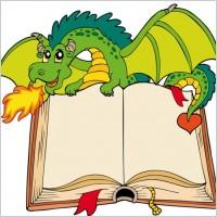 Link toCute cartoon dragon 04 vector