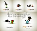 Link toCute cat vector