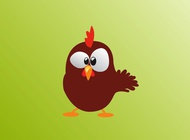 Link toCute chicken vector free