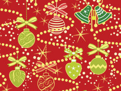 Link toCute christmas background picture material-1