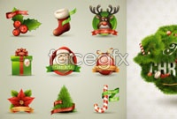 Link toCute christmas icons
