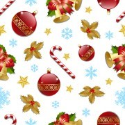 Link toCute christmas seamless pattern vector 01