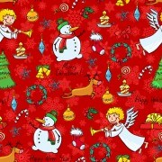 Link toCute christmas seamless pattern vector 07