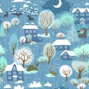 Link toCute christmas seamless pattern vector 14