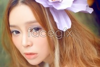 Link toCute elf princess pei zi beautiful fresh and refined high definition pictures