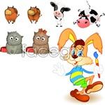 Link toCute face cartoon vector
