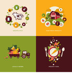 Link toCute flat illustrations vector