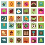 Link toCute graphics vector