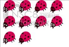Link toCute ladybug computer icons