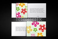Link toCute little flower jam design vector