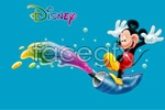 Link toCute mickey mouse vector